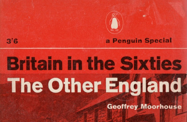 Book cover: Britain in the Sixties