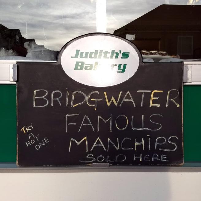 Bridgwater Famous Manchips