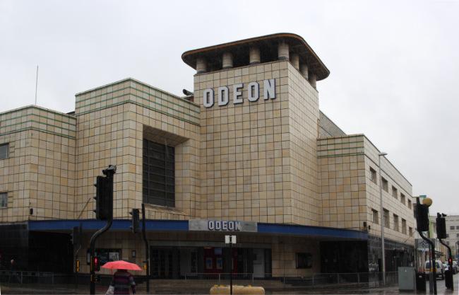 ODEON cinema.
