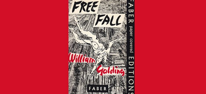 The cover of Free Fall by William Golding,