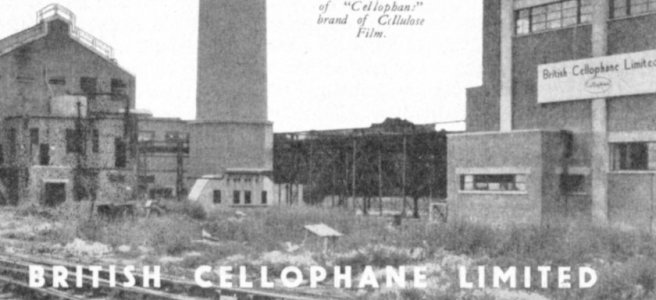 British Cellophane.