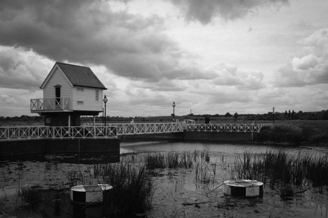 A watermill