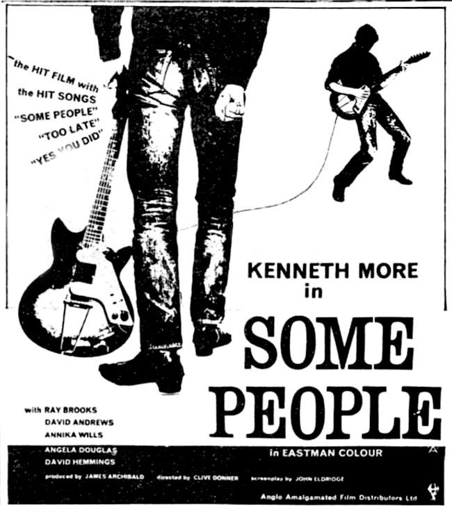 Original press ad from 1962