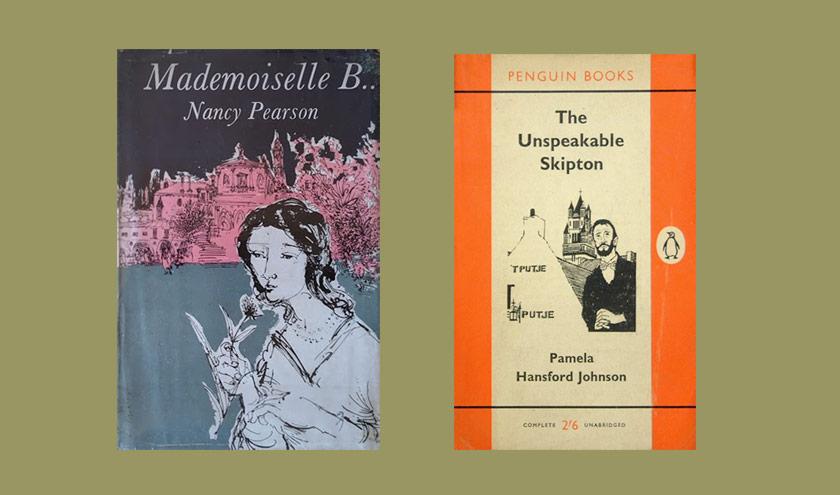 Mademoiselle B... and The Unspeakable Skipton