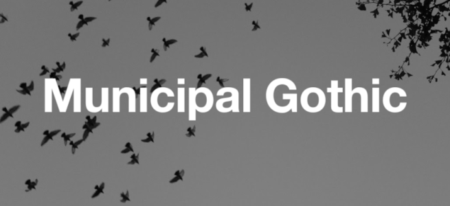 Municipal Gothic