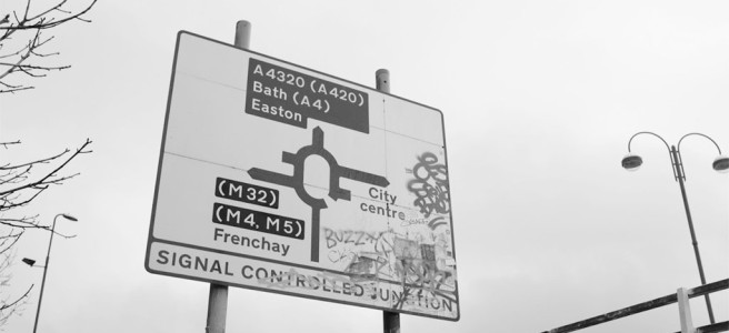 M32 sign.