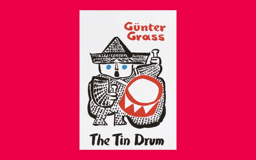 The Tin Drum -- original cover design by Grass.