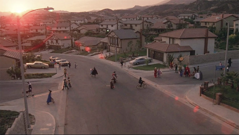 A screengrab from E.T.